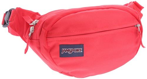 JanSport Accessoires Fifth Avenue Gürteltasche 31 cm (High Risk Red)