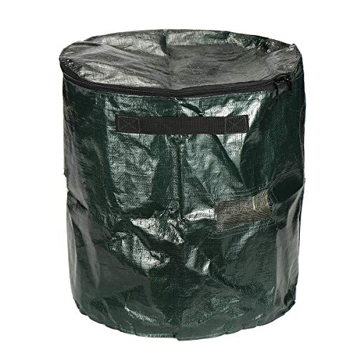 Amazing Deal Grow Bags Garden 35L Organic Compost Bag Waste Converter Bins Eco-Friendly Compost Gard...