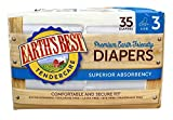 Earths Best, Diapers Tender Care Size 3, 35 Count