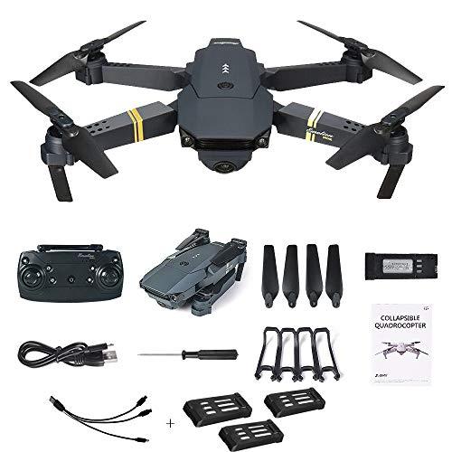 RC Drone Quadcopter Kits, Elevin(TM) E58 2.0MP 720P Camera WiFi FPV Foldable Drone Selfie Pocket RC Quadcopter