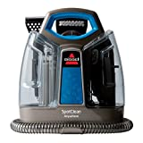 Bissell Spotclean Anywhere - Best Portable Deep Home Carpet Cleaner Machine (Features Heatwave Technology and a Stain Trapper Tool)