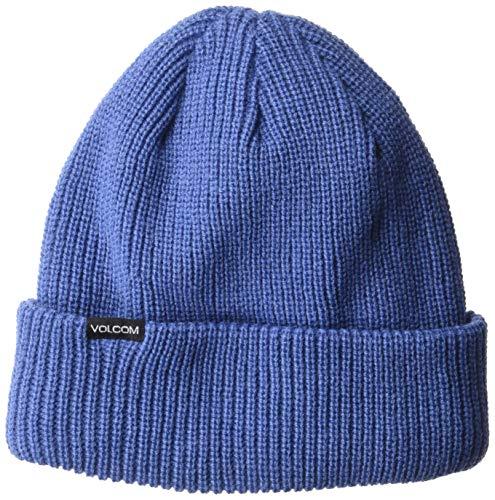 Volcom Damen Polar Line Snow Beanie - Blau - Einheitsgröße