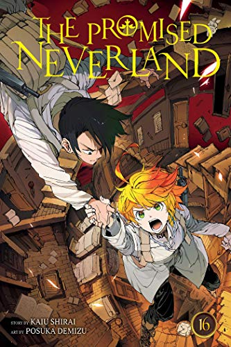 The Promised Neverland, Vol. 16 (16)