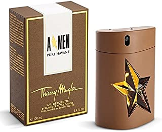 Thierry Mugler Angel Men Pure Havane Edt Spray 3.4 OZ