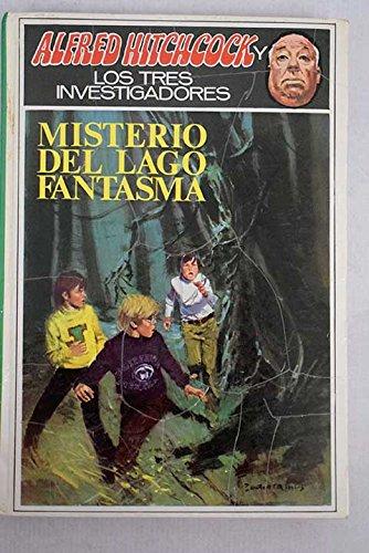 Alfred Hitchcock y los tres investigadores: Misterio del lago fantasma