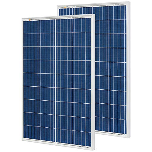 Best 4 piece solar panels review 2021 - Top Pick