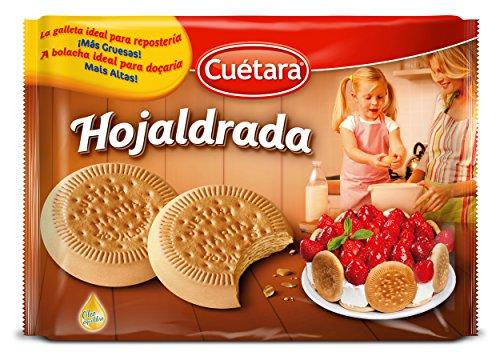 Nazaré Hojaldrería Dulces de Hojaldre de Mantequilla cubierto con Azúcar
