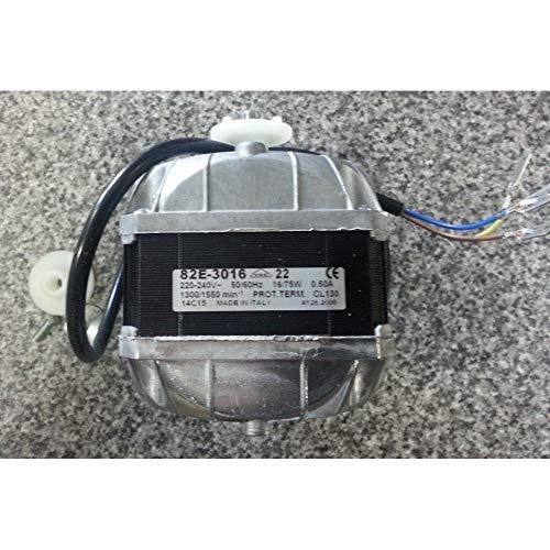 Ugolini Motor de ventilador 230/240V - 50/60Hz 16/65W 0.45A PARTE NO 23, 33800-00600, U0023