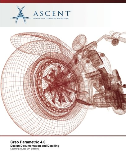 Compare Textbook Prices for Creo Parametric 4.0 Design Documentation and Detailing: Autodesk Authorized Publisher 1 Edition ISBN 9781946571854 by Ascent - Center for Technical Knowledge