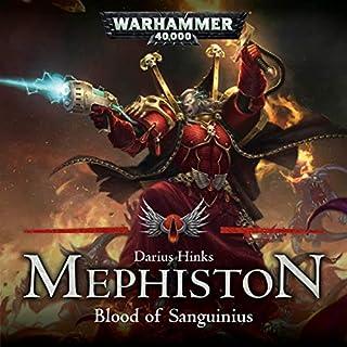 Mephiston: Blood of Sanguinius cover art