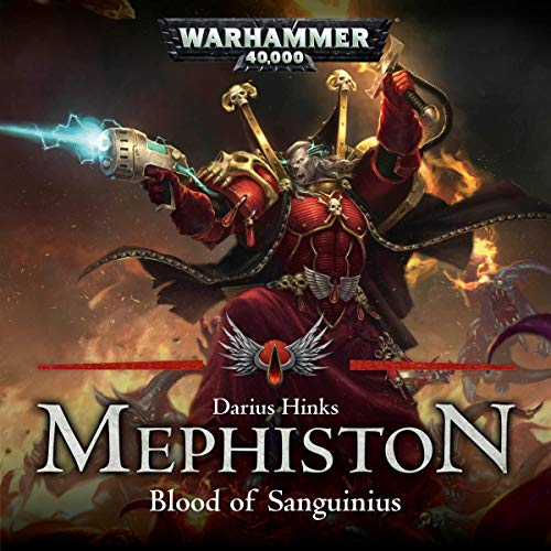 Mephiston: Blood of Sanguinius Titelbild