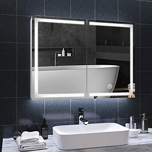 DICTAC DICTAC spiegelschrank Bad LED und Bild