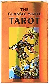 Radiant Rider-Waite Tarot Deck:78タロットカードはあなたの軽いオラクルカードデッキペイリングカードゲームオラクルカードを機能させます初心者向け(英語版)