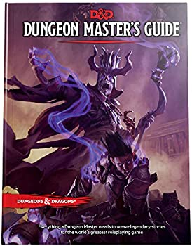 Dungeons & Dragons Dungeon Master's Guide Rulebooks