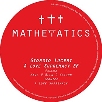 A Love Supremacy EP