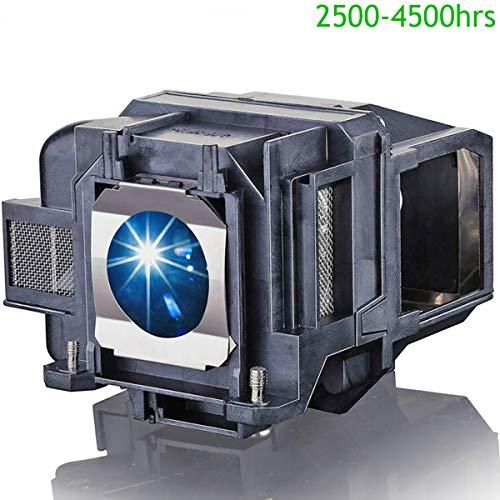 DrBulb Compatibile con Epson ELPLP78 Lampada Proiettore EB-X03 EB-S03 EB-SXW03 EB-W120 EB-X120 EB-S120 EB-S200 EH-TW410 EH-TW490 EH-TW5100 EH-TW5200 EH-TW570 EX3220 EX5220 EX5230 EX6220
