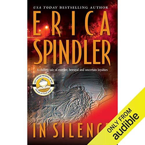 In Silence audiobook cover art