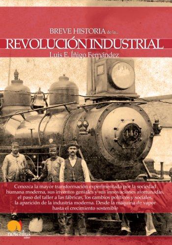 Breve historia de la Revolución industrial eBook: Fernández, Luis ...