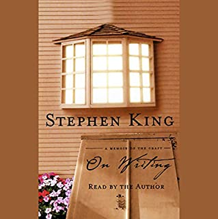 On Writing     A Memoir of the Craft              Written by:                                                                                                                                 Stephen King                               Narrated by:                                                                                                                                 Stephen King                      Length: 8 hrs     138 ratings     Overall 4.8