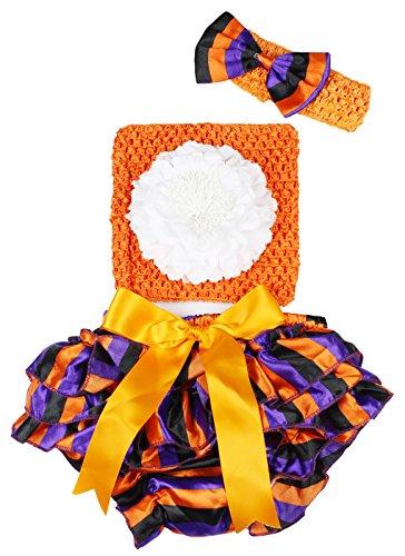 Petitebelle - Ensemble - Bébé (fille) 0 à 24 mois orange Orange taille unique - orange - taille unique