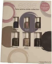 Essie New Serene Slate Collection 3 Full Size + 3 Mini Shades Nail Lacquers
