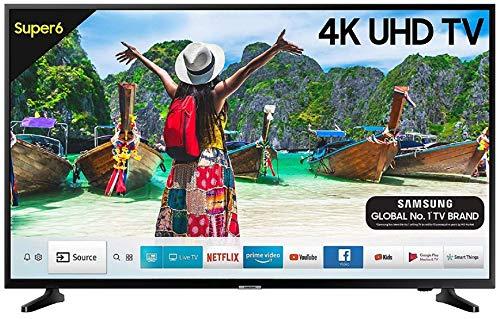 Samsung 138 cm (55 Inches) Super 6 Series 4K UHD...