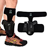 Ankle Gun Holster For Concealed Carry, Personal Protection | Extra Strap |...