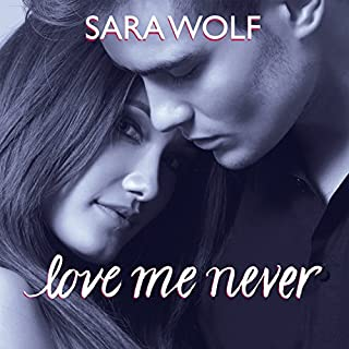 Love Me Never     Lovely Vicious, Book 1              Written by:                                                                                                                                 Sara Wolf                               Narrated by:                                                                                                                                 Amy Melissa Bentley                      Length: 8 hrs and 23 mins     Not rated yet     Overall 0.0