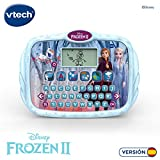VTECH 3480-517822 La Reine des Neiges 2 Tablette Alphabet Électrique Education Couleur (version espagnole)