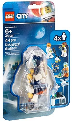 LEGO 40345 City Figuras Set 44 piezas