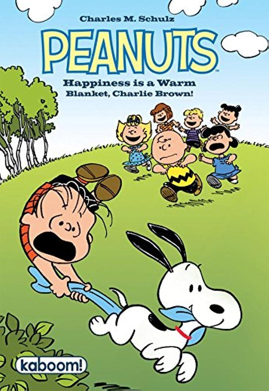 偶然マージに関してPeanuts: Happiness Is A Warm Blanket, Charlie Brown! (English Edition)
