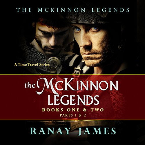 The McKinnon Legends audiobook cover art
