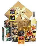 Ducs de Gascogne - Coffret gourmand sucré salé 'Réserve de saveurs' - Comprend 13 produits - Spécial cadeau de Noël - 944834