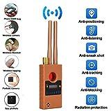 FXQIN RF de señal del Detector Conjunto, Anti Spy Detector, buscador de la cámara, cámara Oculta Detector de Errores inalámbrico para el GPS de Seguimiento de gsm Dispositivo de Escucha