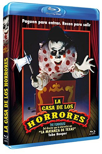 La Casa de los Horrores (The Funhouse) - 1981 [Blu-ray]