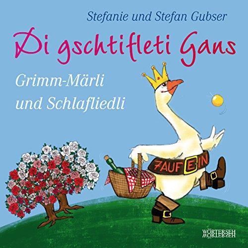 Grimm-Märli und Schlafliedli cover art