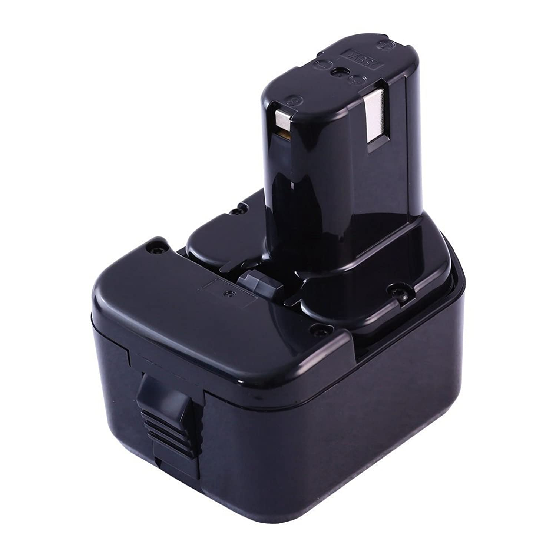 ERJER EB1212S 日立 12V バッテリー 3600 mAh 互換 ニッケル水素 3.6Ah 充電池 BCC1215 電動工具用 for Hitachi EB1214L EB1214S EB1220BL EB1220HL EB1220HS EB1220RS EB1222HL EB1226HL EB1230HL EB1230R 対応