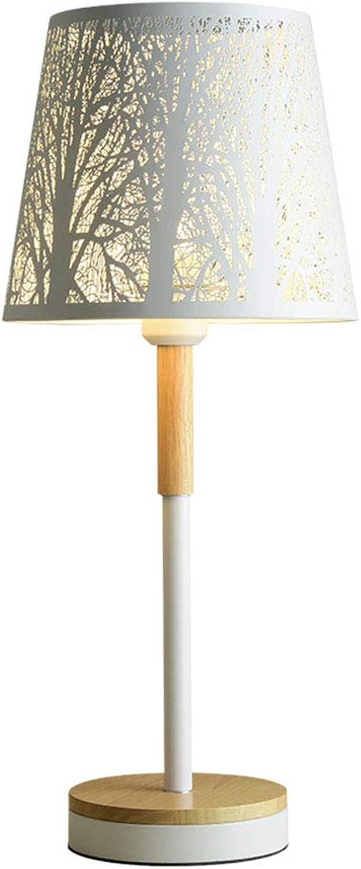 TESITE Tischlampe Mit Knopf Studie Wohnzimmer Dekoration (Log 57  15  24cm) B07Q2FZHYK     | Up-to-date-styling
