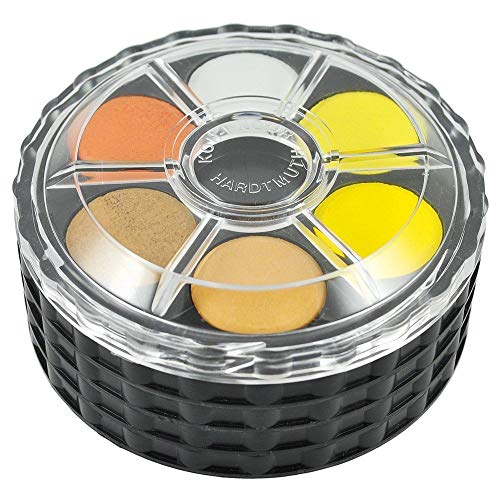 Koh-I-Noor Watercolor Wheel Stack Pack Set of 36