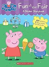 Fun at the Fair: A Sticker Storybook (Peppa Pig)