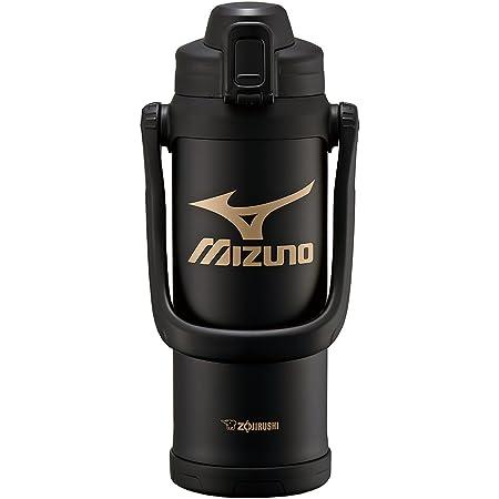 象印マホービン(ZOJIRUSHI) ミズノ水筒 直飲み スポーツタイプ ステンレスクールボトル 2.0L ブラック SD-BX20-BA