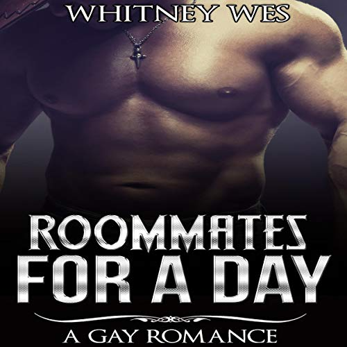 Roommates for a Day audiobook cover art