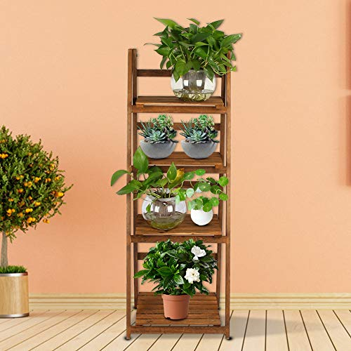 Storage Shelf, Clean Heavy Duty Storage High Quality with Solid Wood Glossy Surface