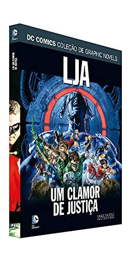 Dc Graphic Novels Edição 141 - Lja. Um Clamor de Justiça