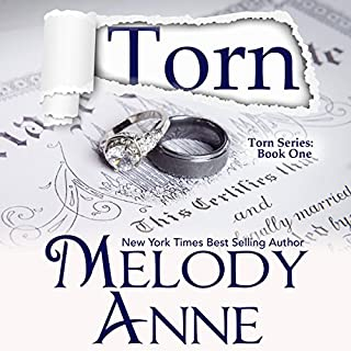 Torn     Torn Series, Book 1              By:                                                                                                                                 Melody Anne                               Narrated by:                                                                                                                                 Lauren Sweet                      Length: 7 hrs and 23 mins     20 ratings     Overall 4.8