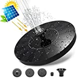 Best Solar Powers - Verilux® Fountain Solar Power Floating Water Pump Review