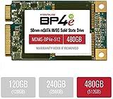 MyDigitalSSD 480GB (512GB) Bullet Proof 4 Eco (BP4e V2) 50mm SATA III (6G) mSATA SSD Solid State Drive - MDMS-BP4e-512