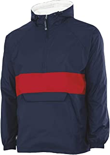 rugby pullover jacket
