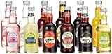 Alle 275 ml-Sorten von Fentimans zum Probieren und Genießen: Ginger Beer, Victorian Lemonade, Mandarin&Seville Orange Jigger, Curiosity Cola, Lemon Shandy, Dandelion & Burdock, Rose Lemonade, Cherry Cola, Wild English Elderflower, Sparkling Lime & Ja...
