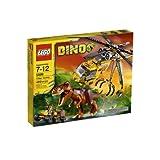 LEGO Dino T-Rex Hunter 480pieza (S) Set da Costruzione–Gioco di Costruzioni, Multicolore, 7Anno (S), 480Pezzo (S), 12Anno (S)